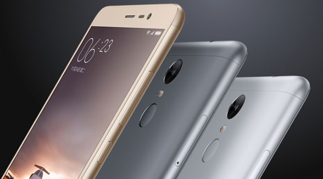 обзор Redmi Note 3