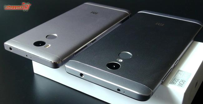 Redmi Note 4X VS Redmi 4 pro