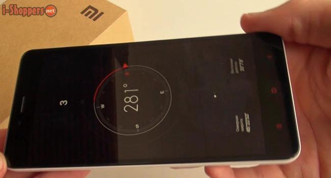 компас в смартфоне