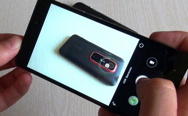 тест камеры