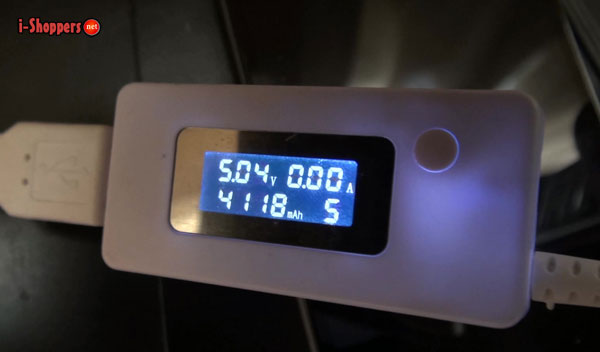 тест аккумулятора Redmi 3