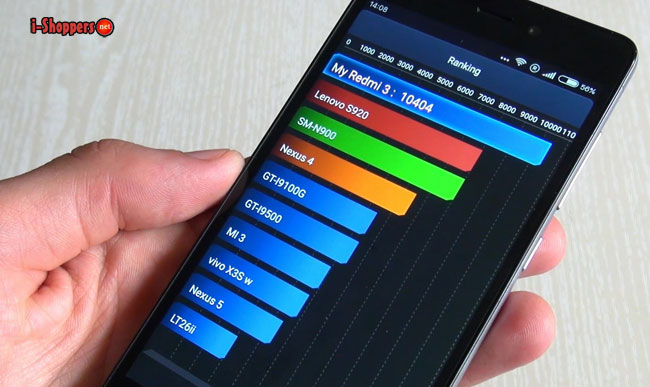 тест батареи AnTuTu Battery Test