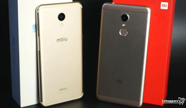 Meizu M6S VS Xiaomi redmi 5