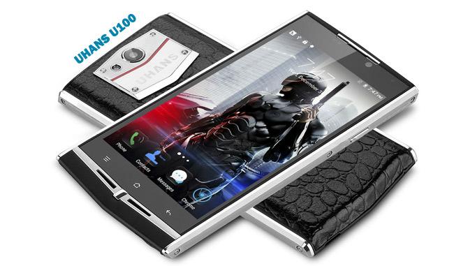 Uhans U100 - смартфон 4.7 дюйма