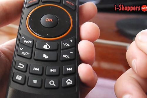 лицевая сторона с кнопками
