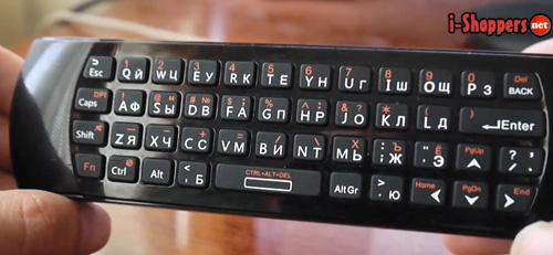 qwerty клавиатура