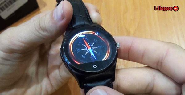 смарт часы с компасом