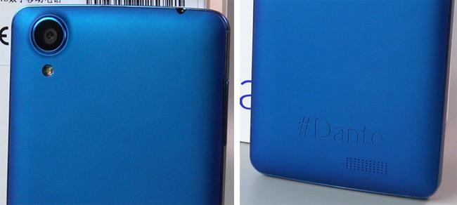 santin dante обзор синего смартфона
