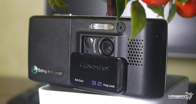 отзыв о камере Sony Ericsson K800i K790i
