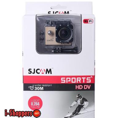 SJCAM sj4000 в упаковке
