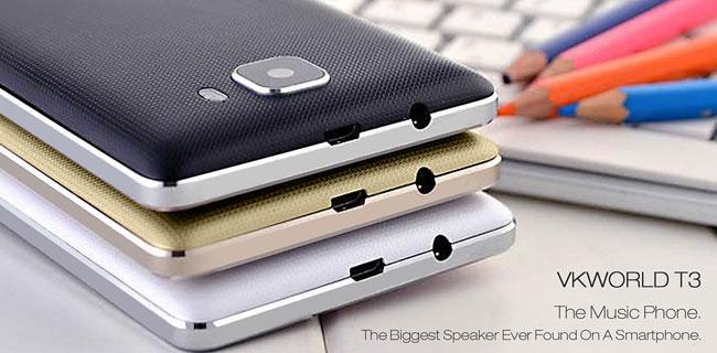 смартфон с большим динамиком