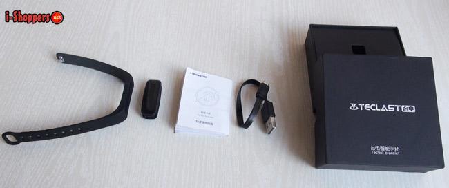smart band Teclast H10 и H30