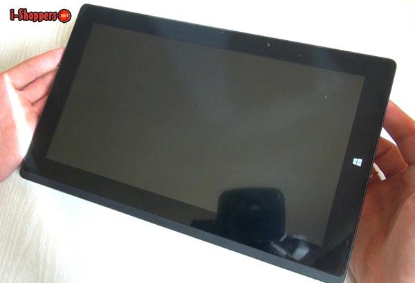 фронтальная часть планшета X16 Pro