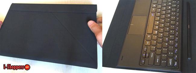 оригинальная клавиатура teclast x16 pro