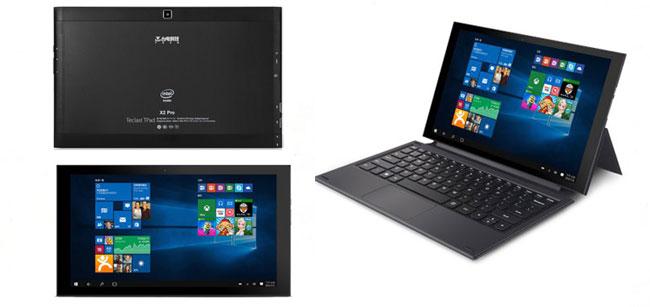 планшет с процессором Intel Core M