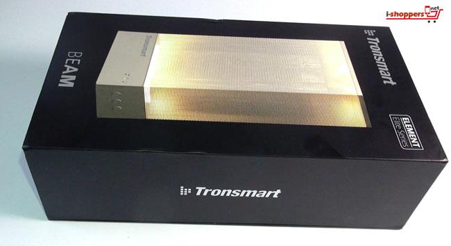 обзор колонки Tronsmart beam