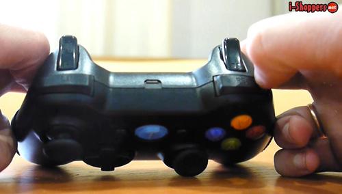 управляющие кнопки джойстика