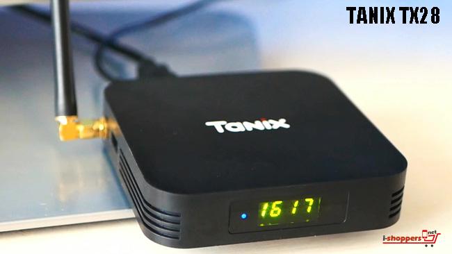 приставка TANIX TX28