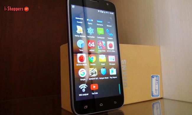 отзыв о смартфоне UHANS A101
