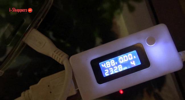 тест автономности батареи Ulefone U007