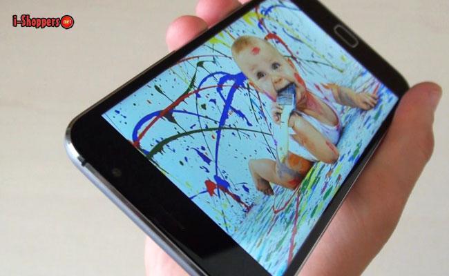 обзор экрана UMI Touch X