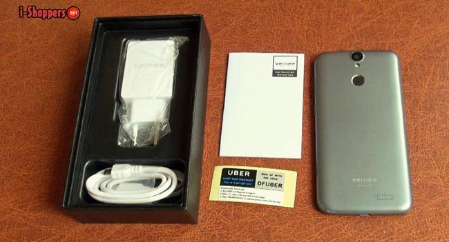 vernee thor обзор комплектации смартфона