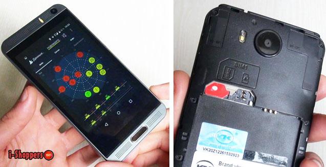 два слота для SIM карт