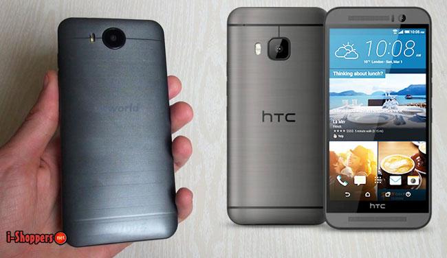 дизайн HTC ONE M9