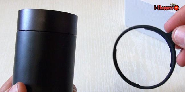 предохранительное кольцо из резины