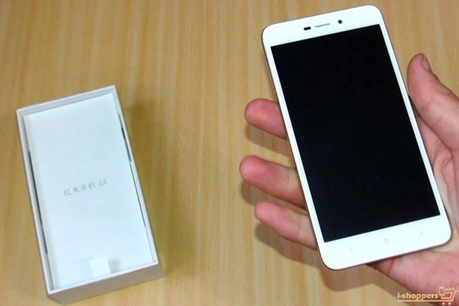 xiaomi Redmi 4A обзор смартфона