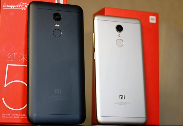 Xiaomi Redmi 5 Plus VS Redmi 5