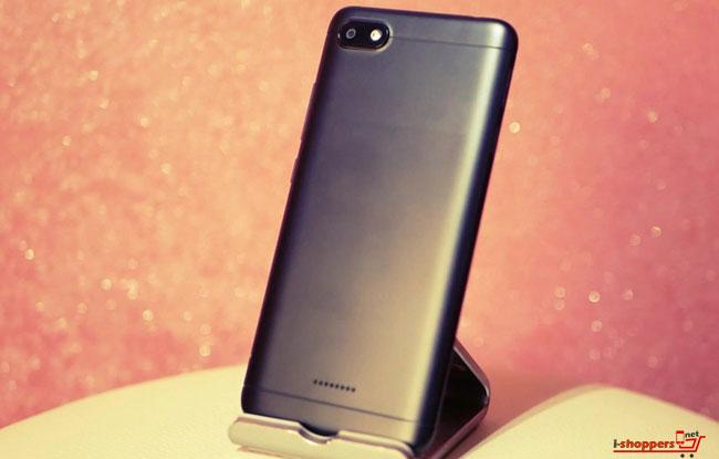 Xiaomi Redmi 6A отзыв о смартфоне