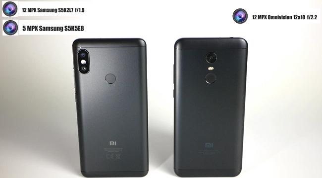 сравниваем камеры Note 5 и 5 Plus