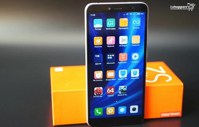 Xiaomi Redmi S2 обзор и отзыв
