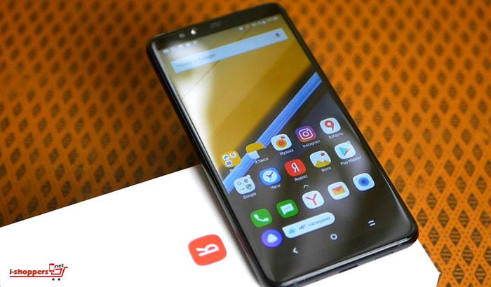 Яндекс телефон обзор