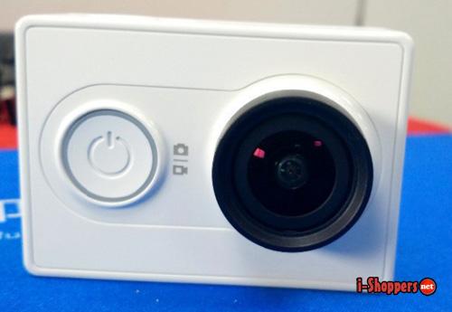 отзывы о Xiaomi Yi Action Camera