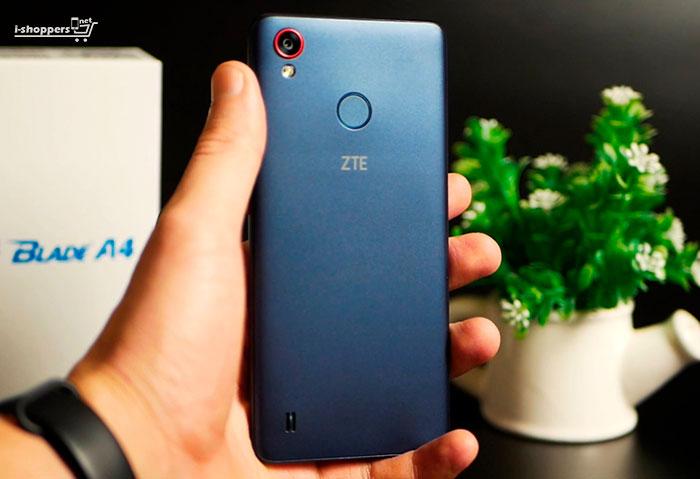 обзор ZTE Blade A4