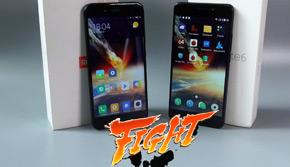 Xiaomi Mi 5X VS Meizu M6 NOTE